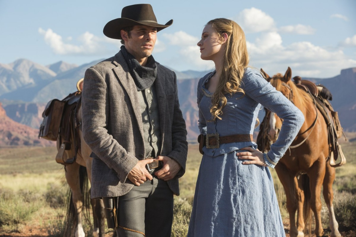 God in the Machine:  Westworld of HBO 2016