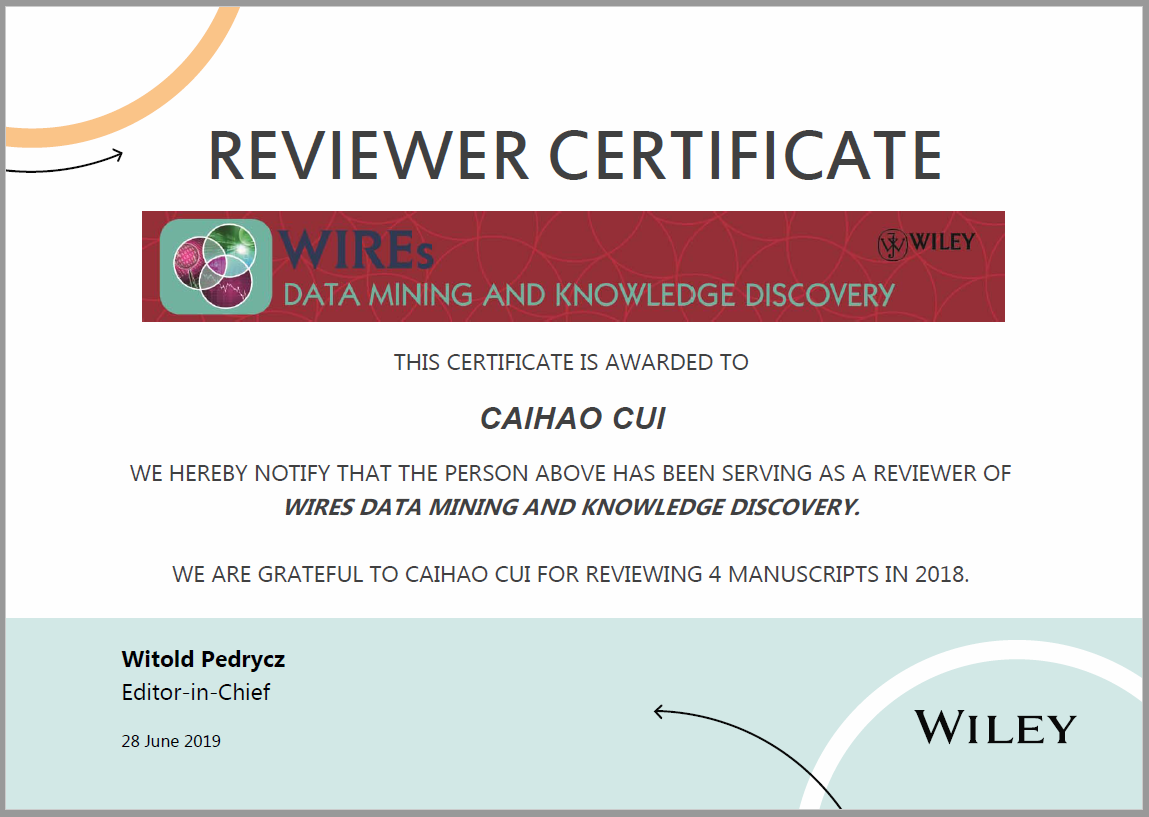 WIREs_Reviewer_Certificate.PNG